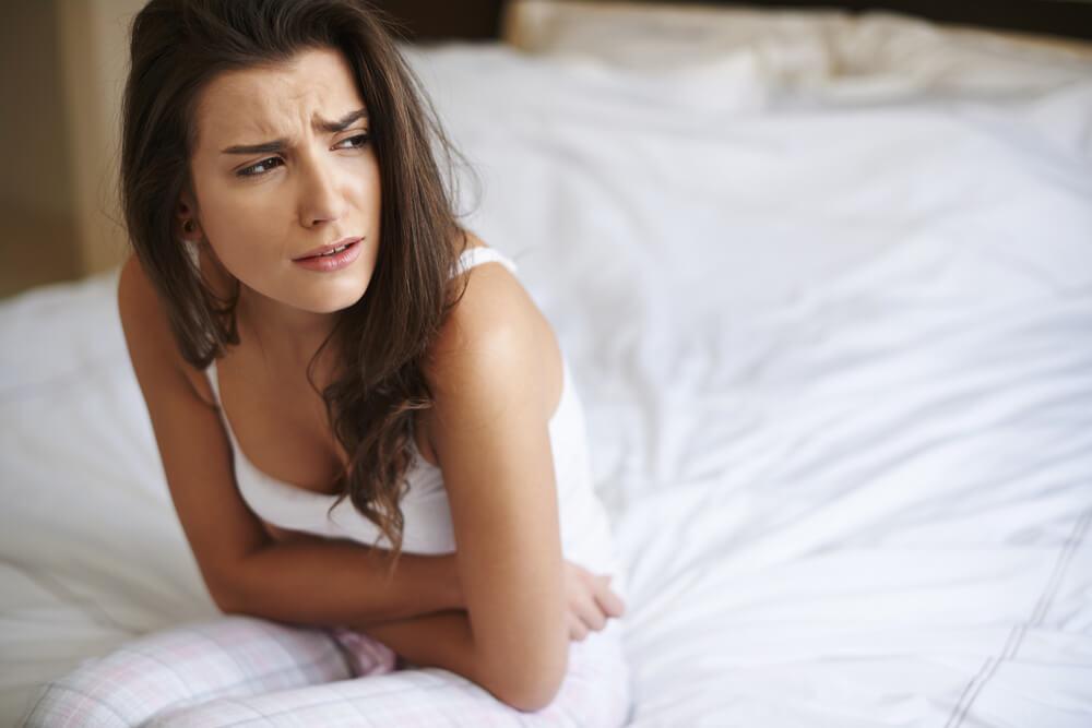 heavy periods uterine fibroids