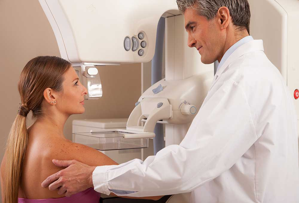 Breast cancer screenings save lives