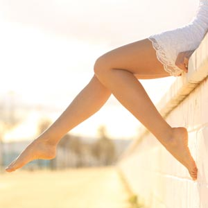 Best laser hair removal in Idaho Falls at Rosemark - smooth legs