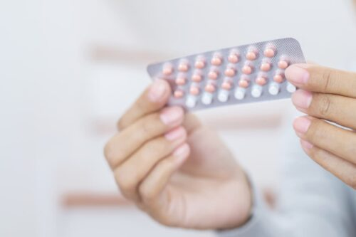 punch out birth control pills.